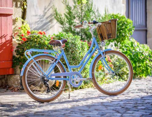 Les pistes cyclables de l'Île de Ré