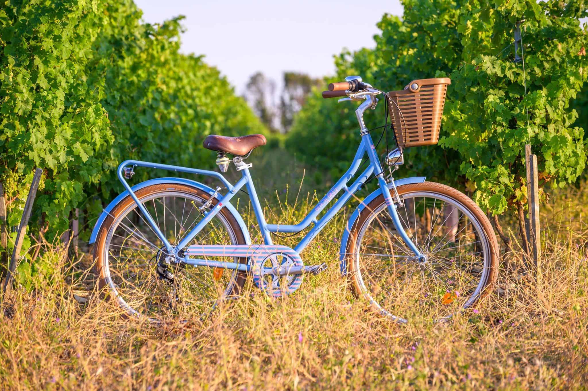 Vélo confort de la marque Beach Bikes