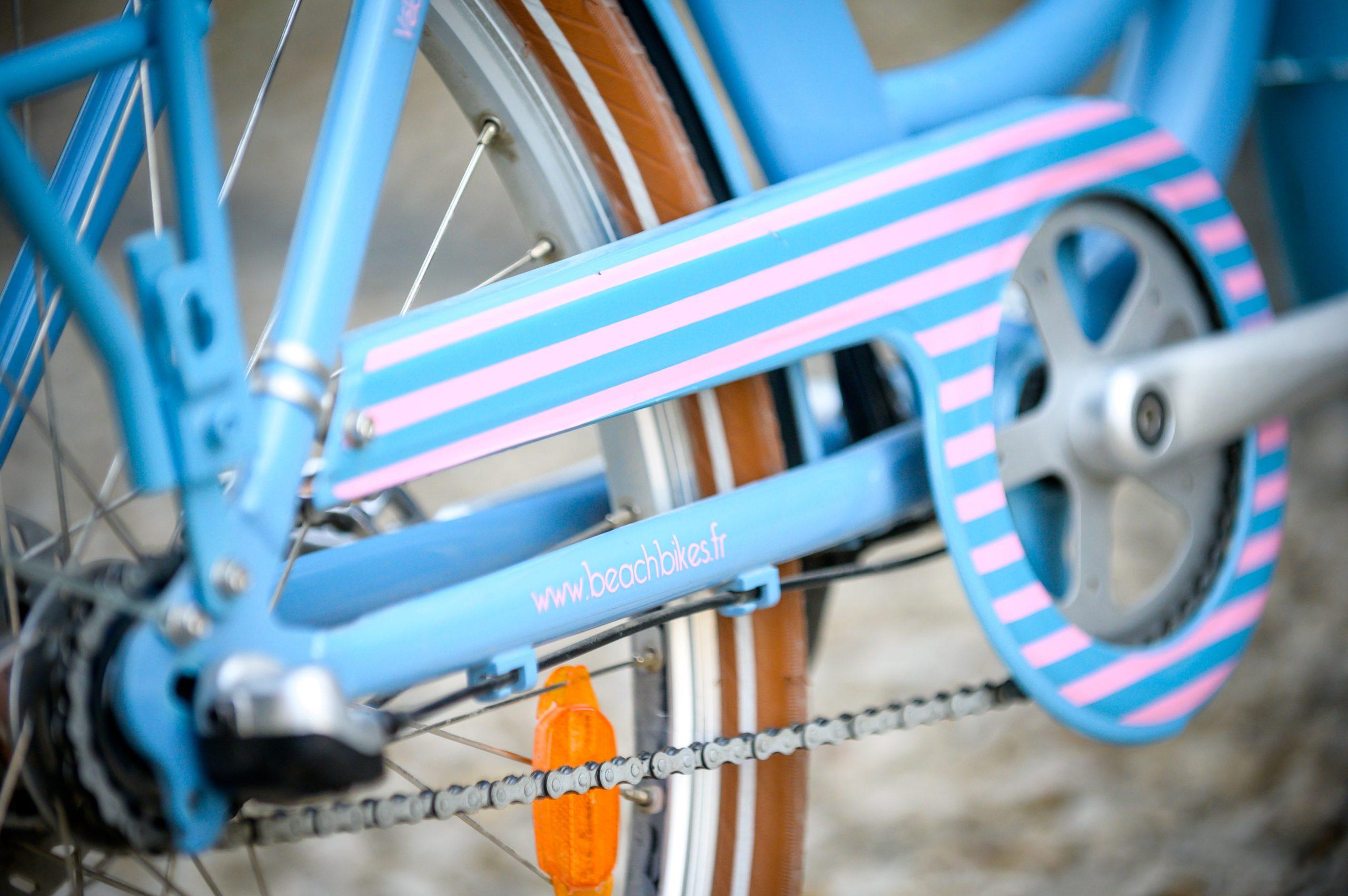 Vélo électrique avec nexus shimano