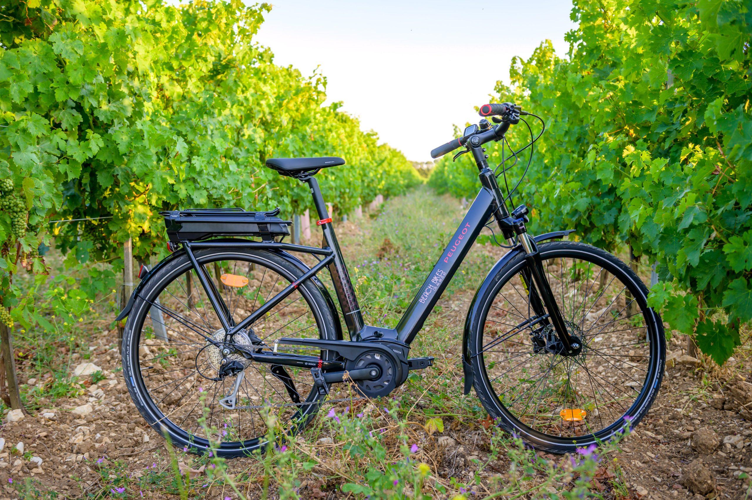 Vélo électrique premium Ile De Ré