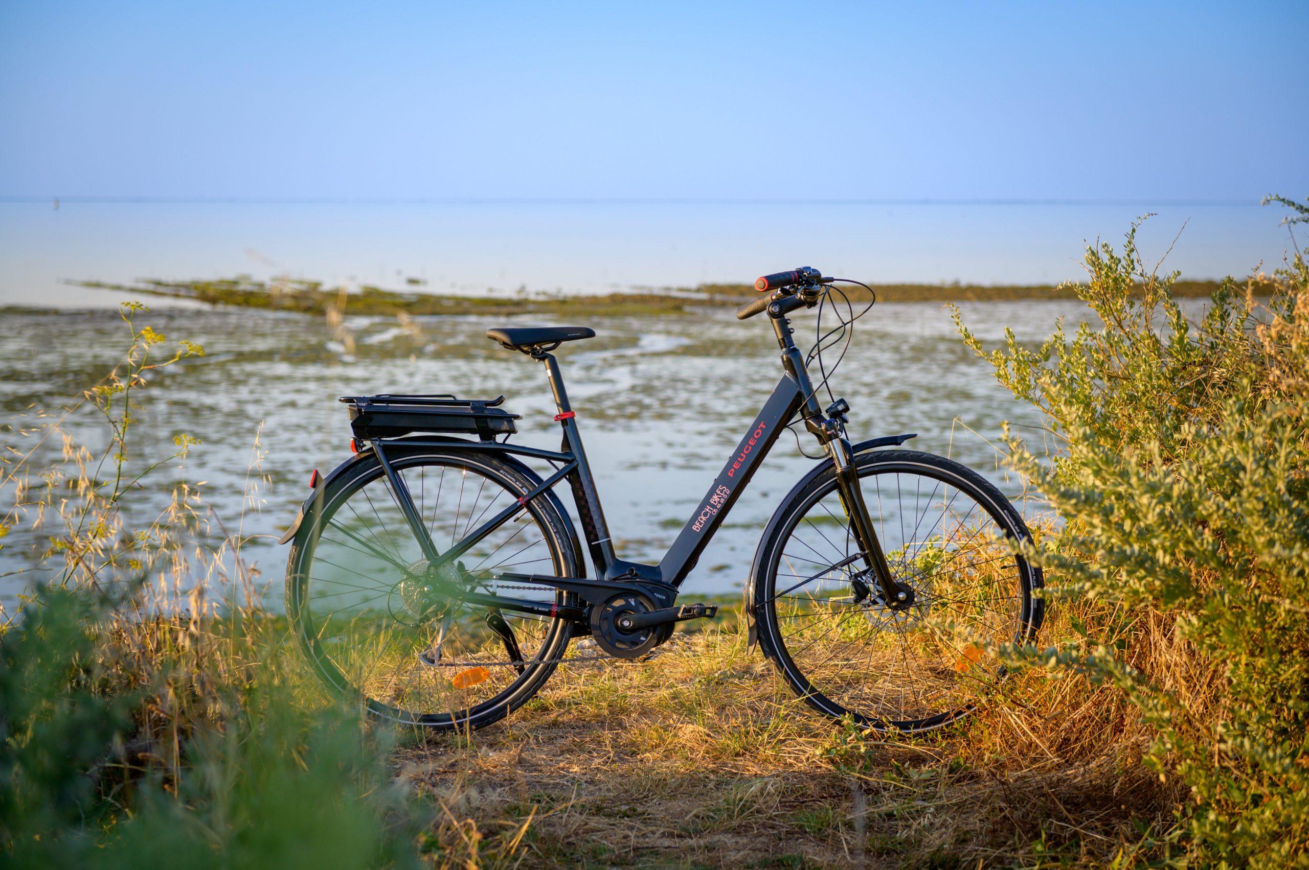 Vélo électrique Peugeot Cycles