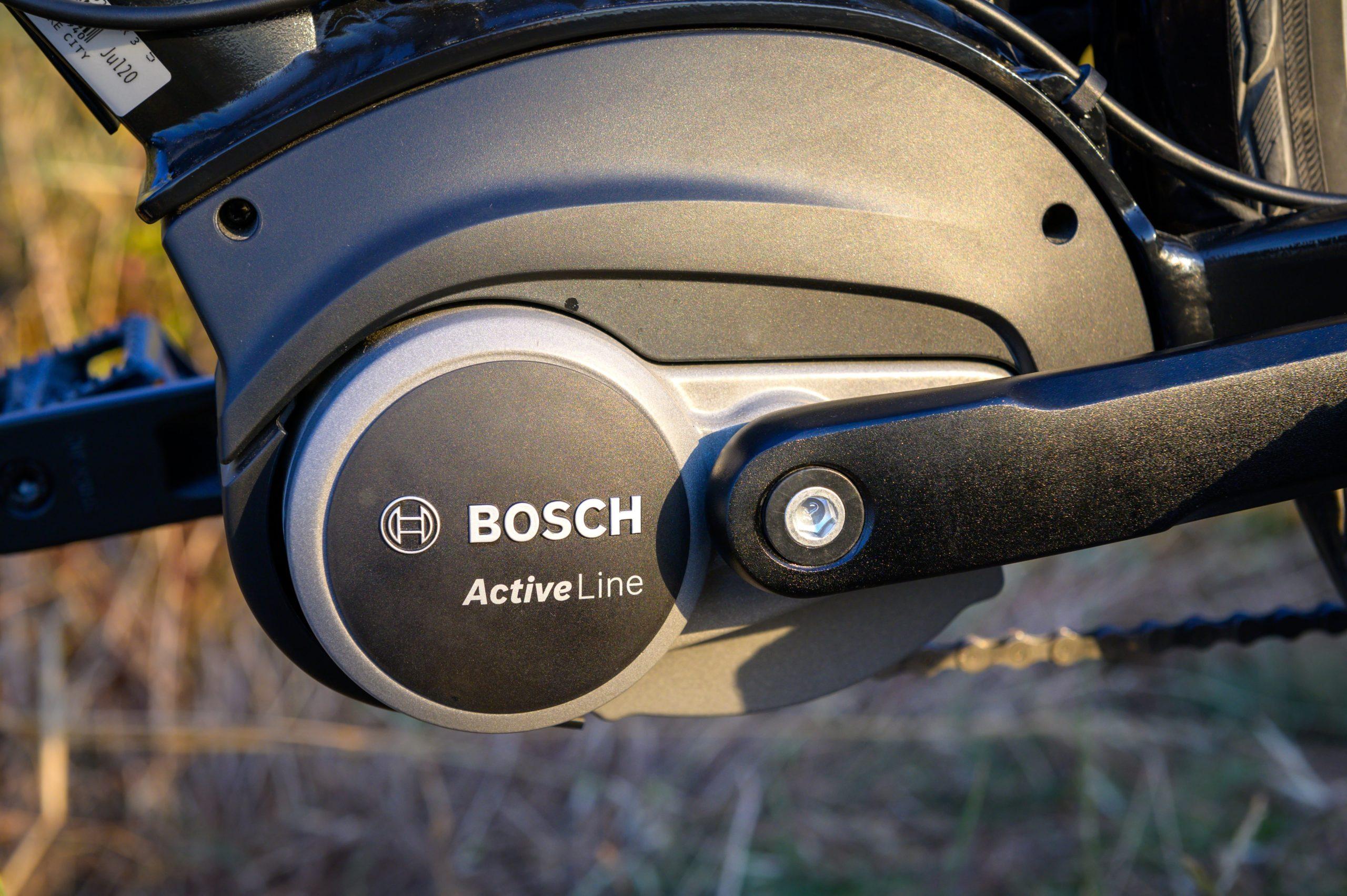 Moteur Vélo Électrique Bosch