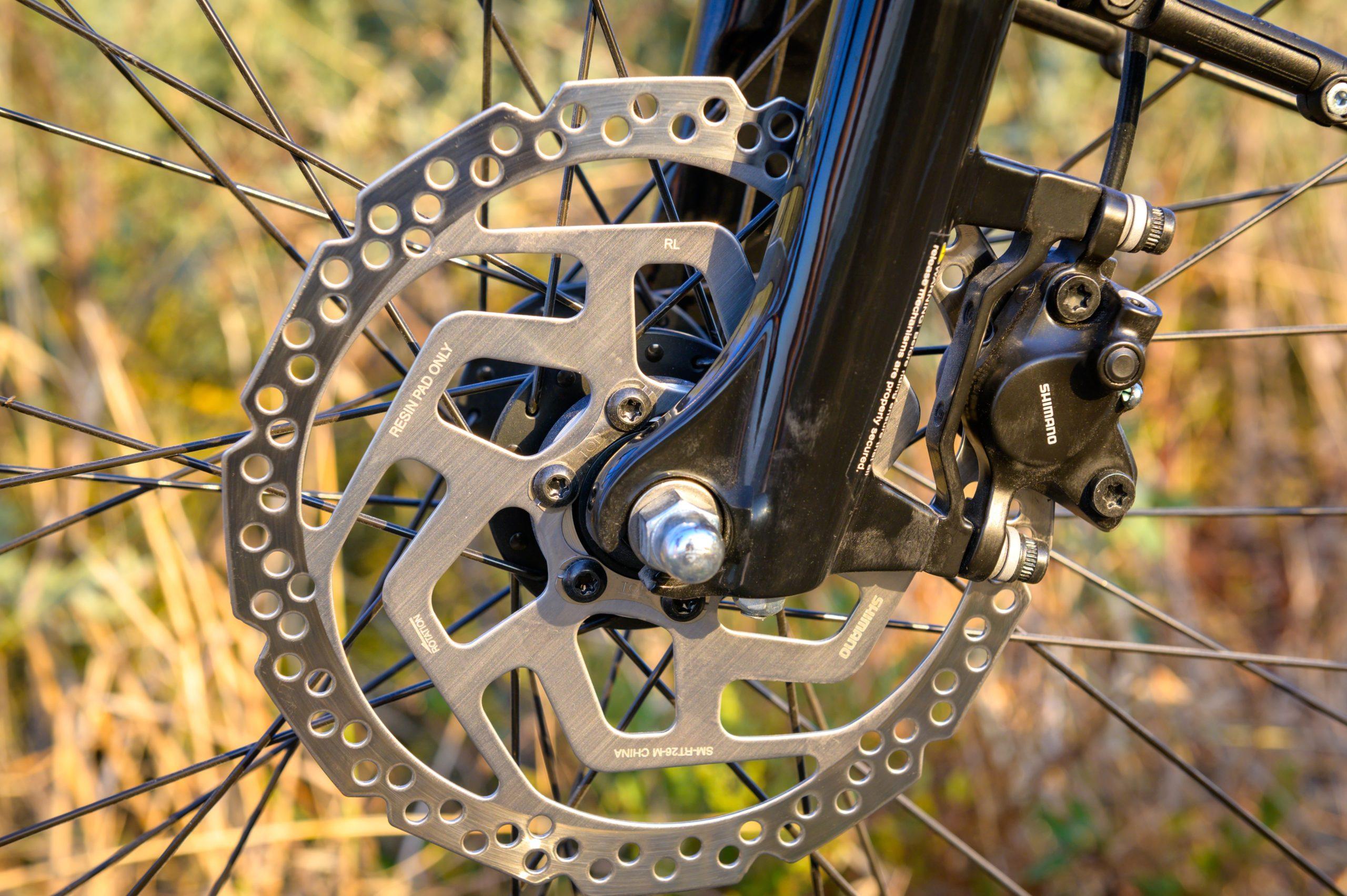 Vélo frein hydraulique Ile De Ré