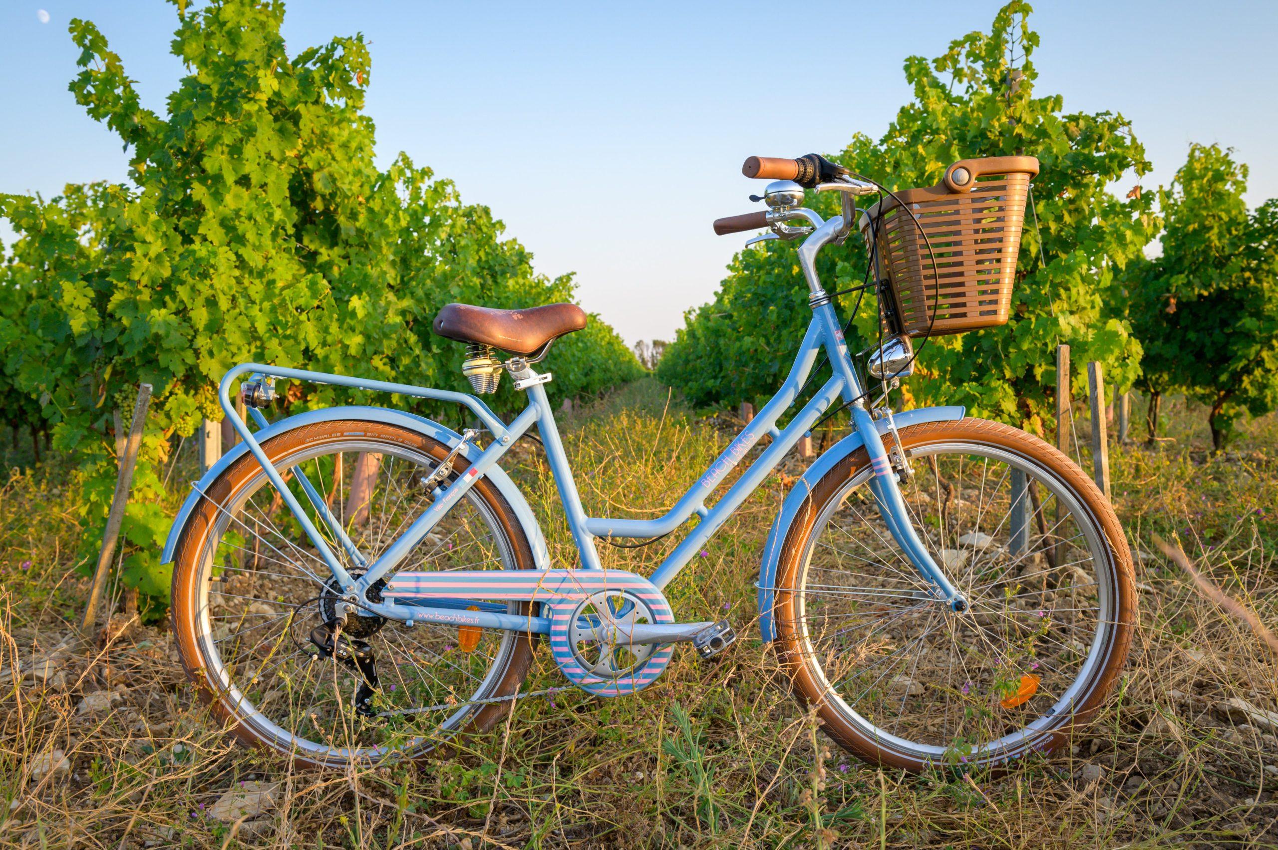 Vélo Beach Bikes sur L'ile de Ré