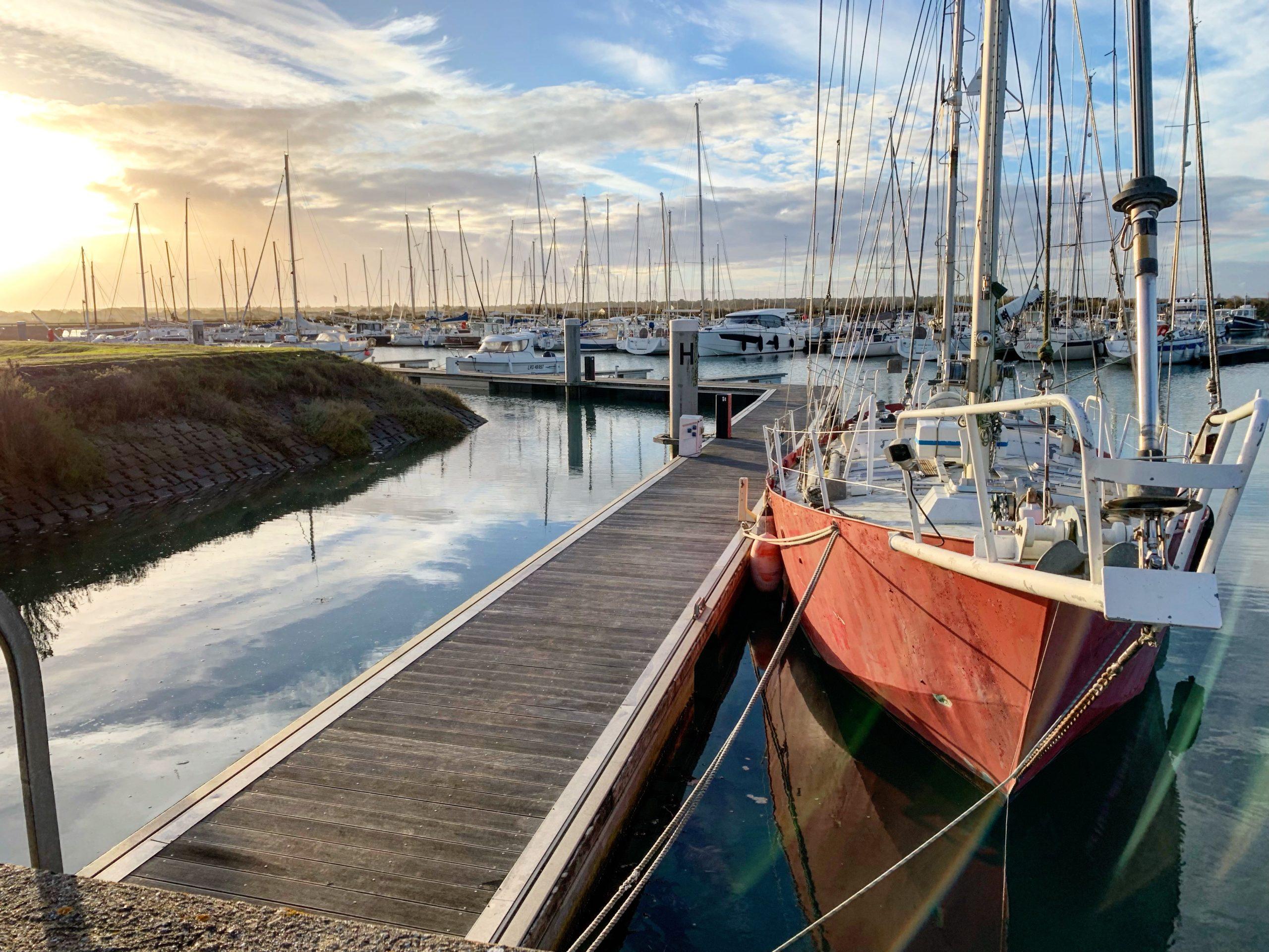 Port Ars en Re - Bateau