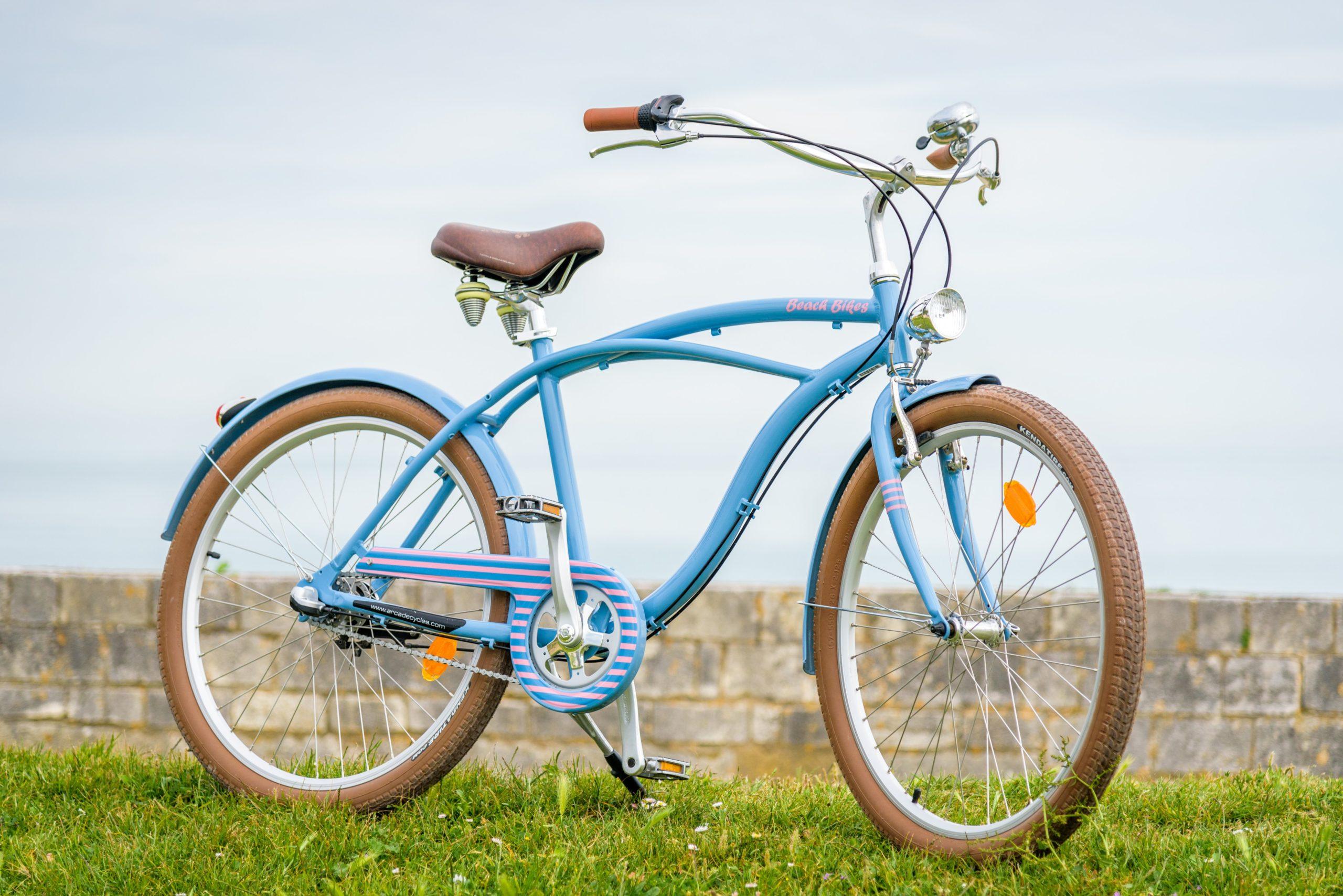 Velo beach cruiser Francais beach bikes