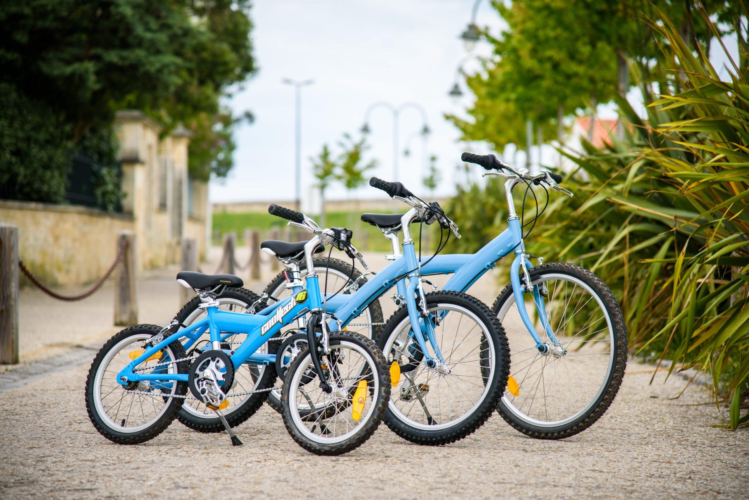 location vélo enfant ile de re