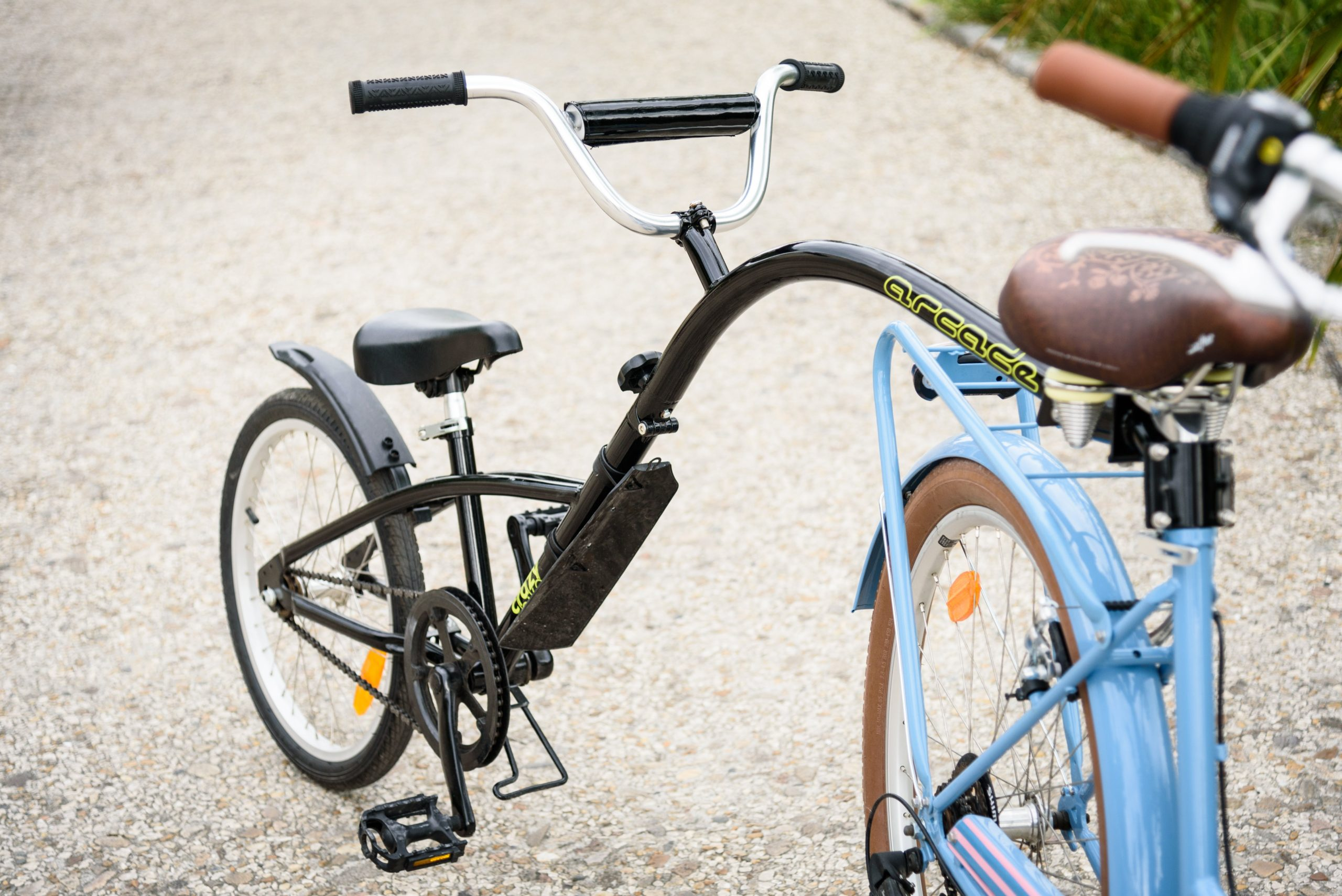 suiveur enfant beach bikes Velo