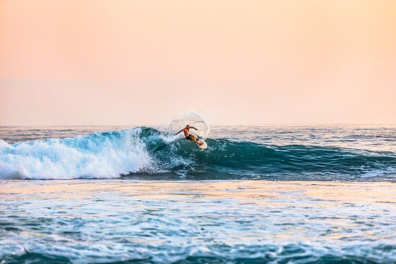 Surf Seignosse - Belle vague