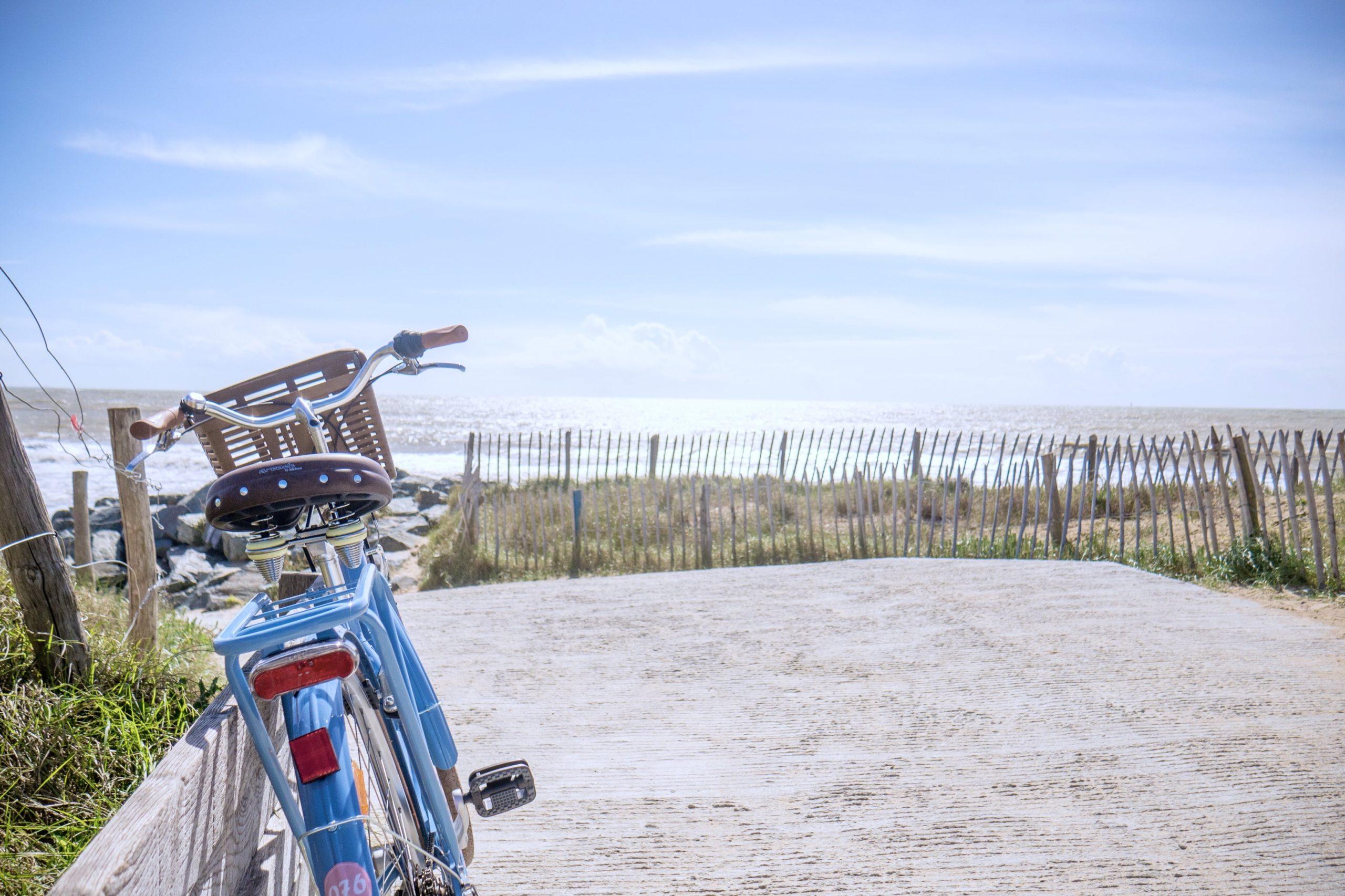 Velo de ville Beach Bikes Oléron