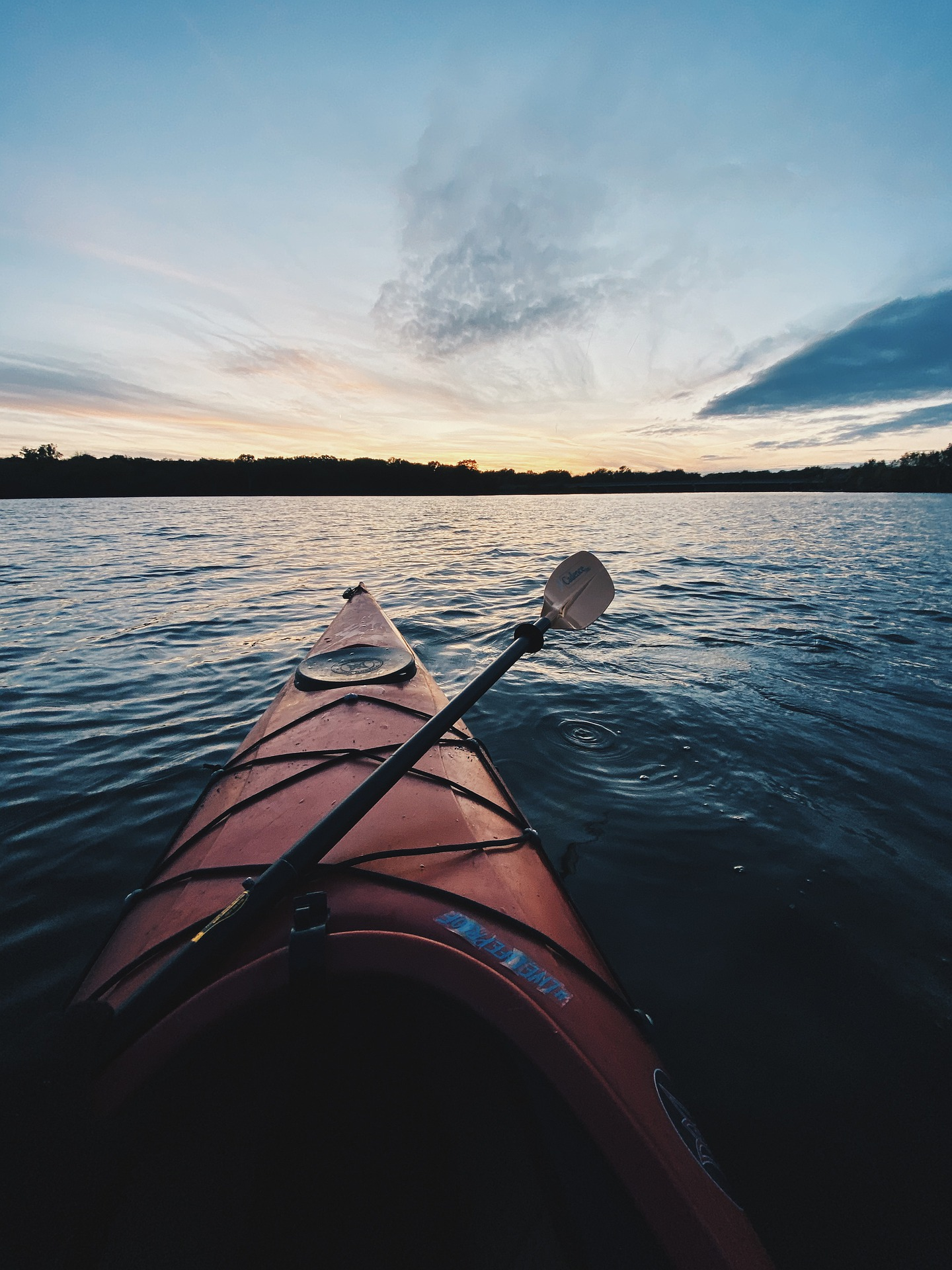 Vieux Boucau - Kayak