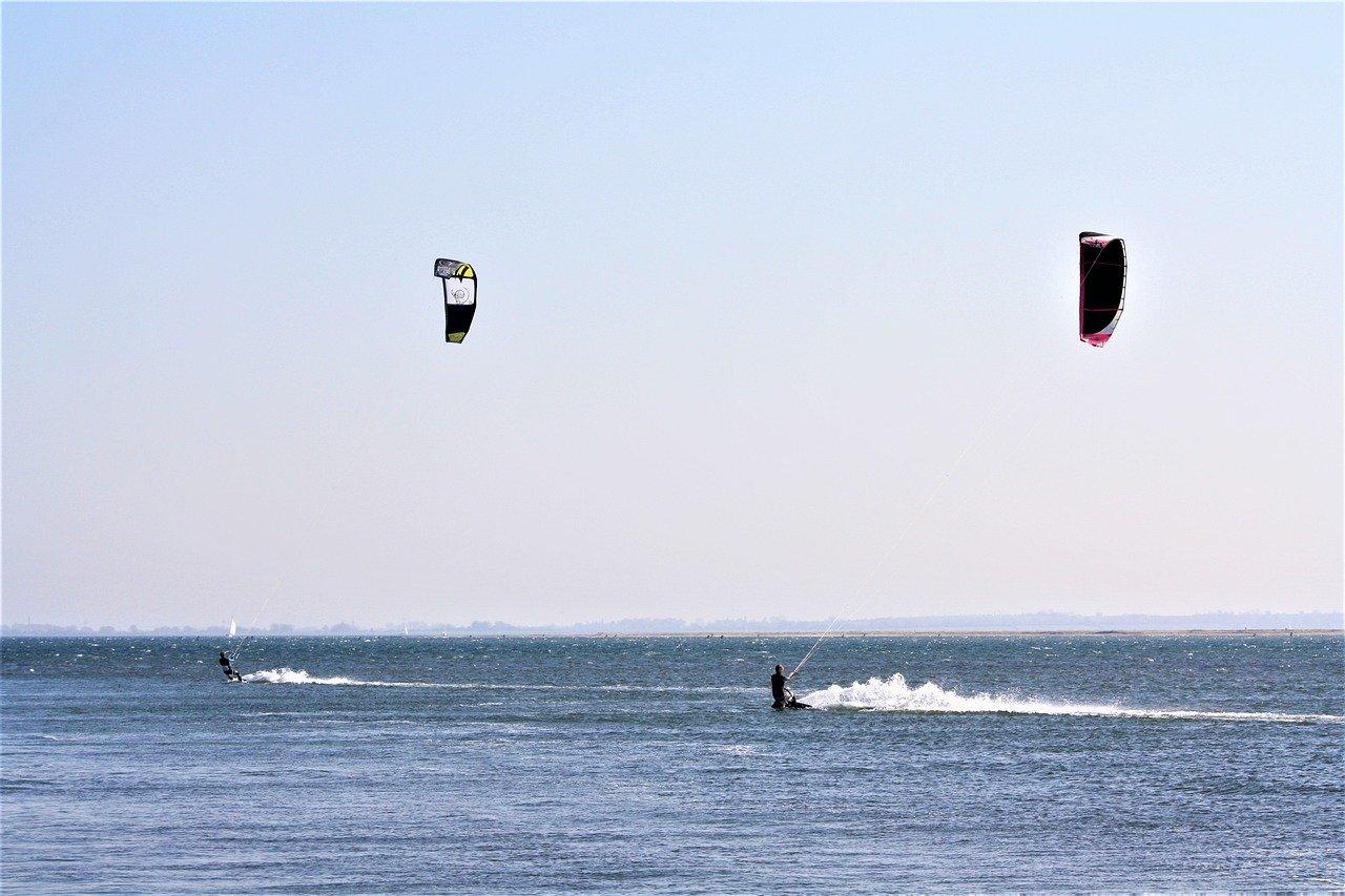 kite surf - ile de Ré