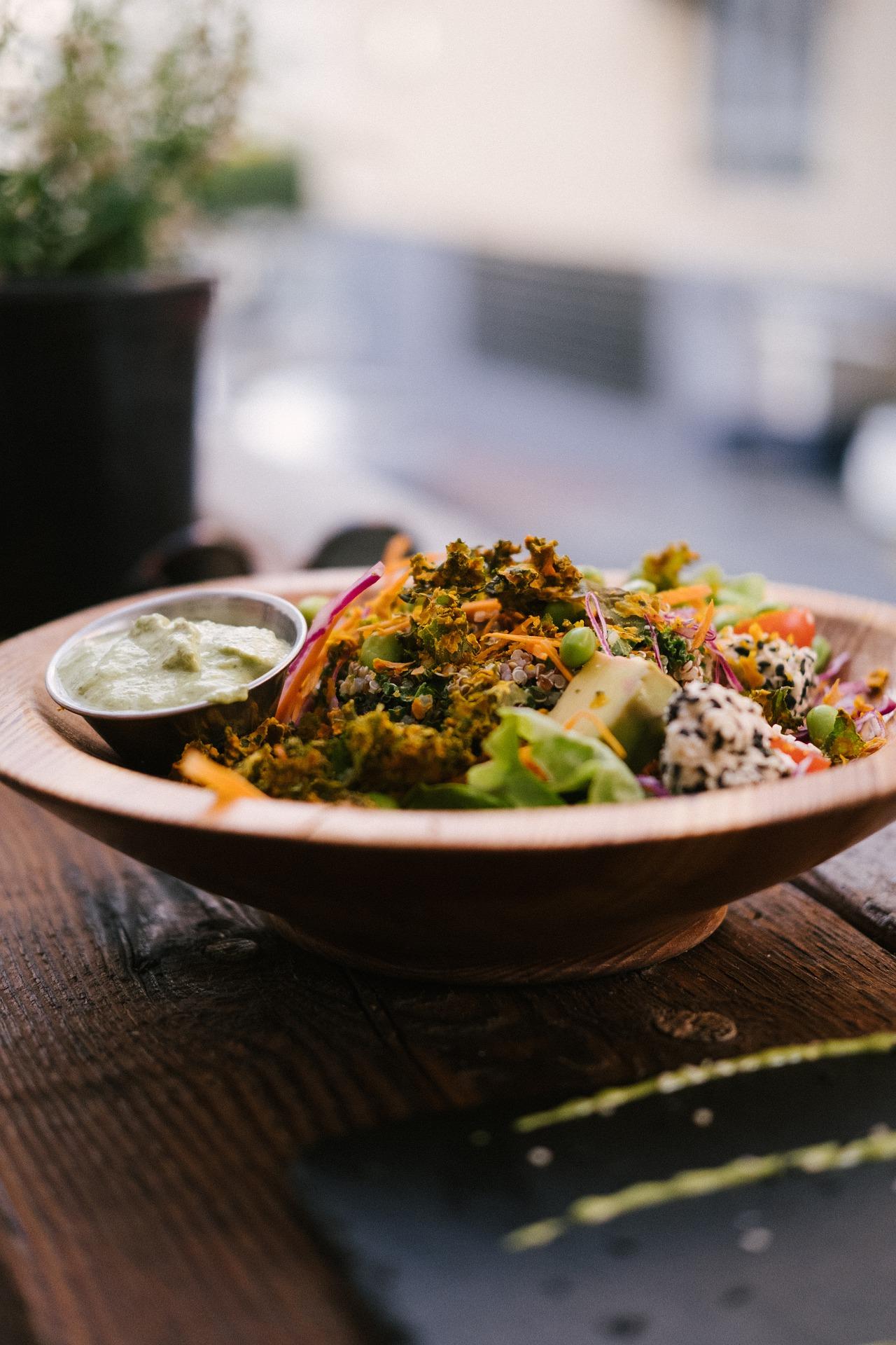 plats vegan restaurant Ile de Ré